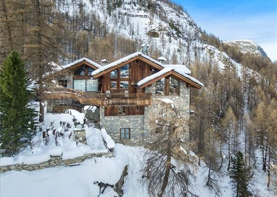Thumbnail Property for sale in Val-D'isère, France