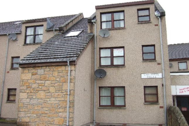 Thumbnail Flat to rent in 16 Cathedral Court, Elgin
