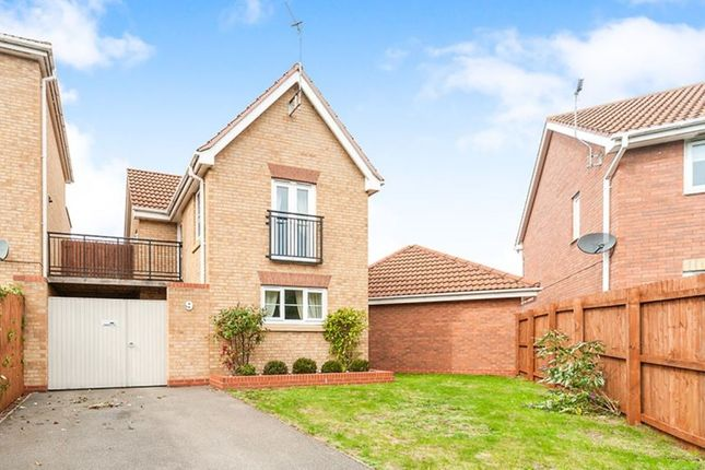 Thumbnail Semi-detached house to rent in Selset Way, Kingswood, Hull