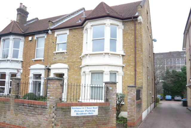 2 bed flat to rent in Manor Road, Sidcup DA15