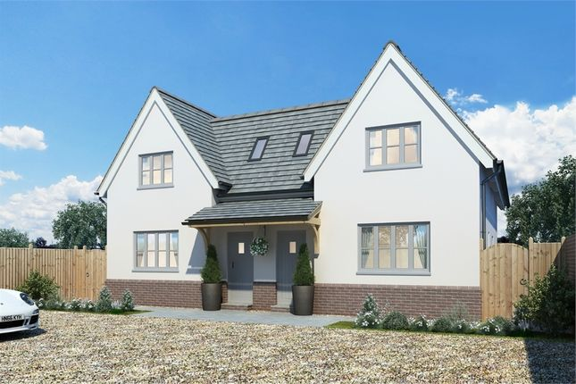 Thumbnail Semi-detached house for sale in Wethersfield, Braintree, Essex