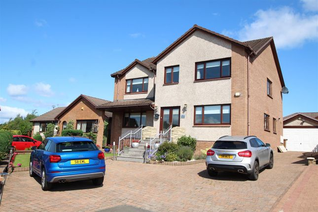 Thumbnail Detached house for sale in Cherry Walk, Motherwell