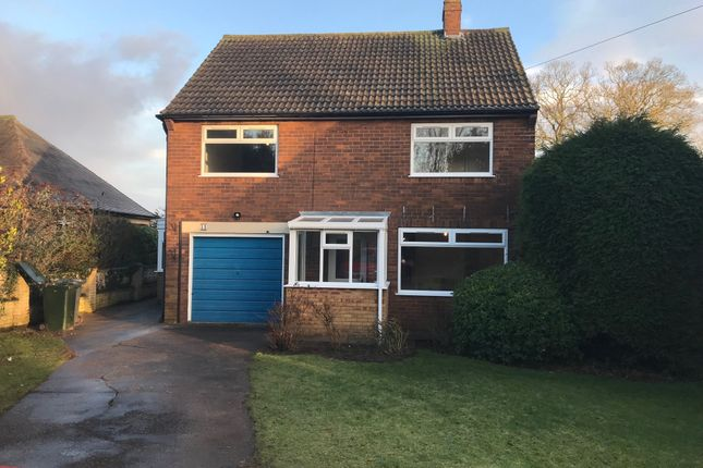 Thumbnail Detached house to rent in Church Lane, Letwell, Worksop