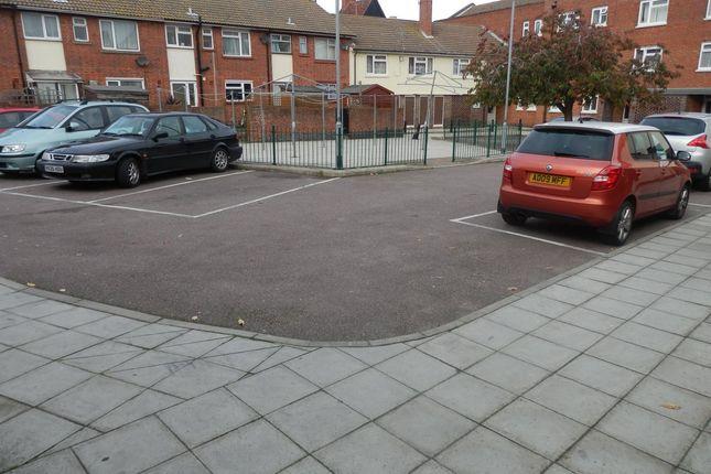 Parking of Market Street, Harwich CO12