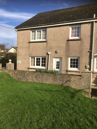 Thumbnail Cottage to rent in Pentlepoir, Saundersfoot