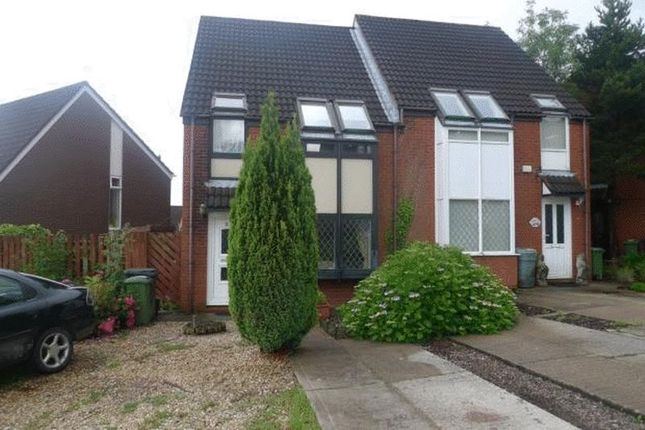Thumbnail Semi-detached house to rent in Five Locks Close, Pontnewydd, Cwmbran
