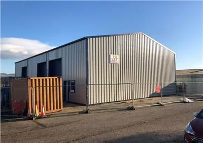 Thumbnail Industrial to let in Vale Park, Rhyl Road, Denbigh, Denbighshire