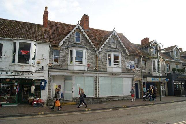 Thumbnail Retail premises to let in 107 High Street, Street, Somerset