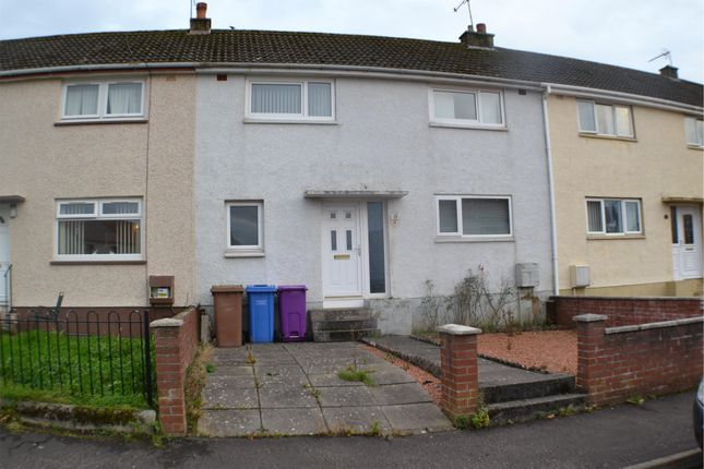Thumbnail Terraced house for sale in 13 Pladda Road, Saltcoats