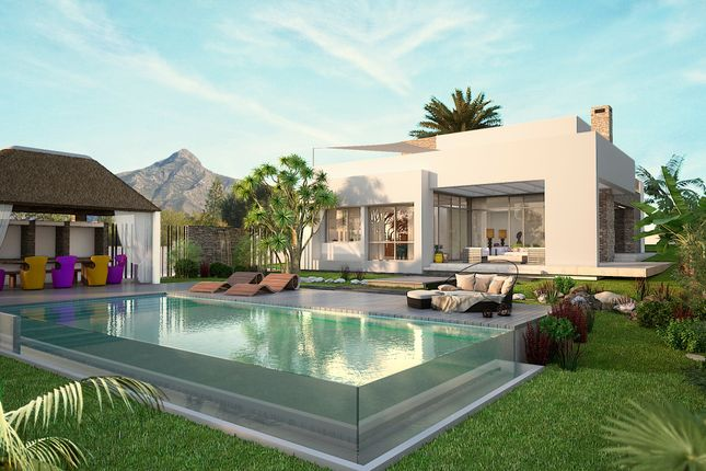 Thumbnail Villa for sale in Nueva Andalucia, Puerto Banus, Málaga, Andalusia, Spain