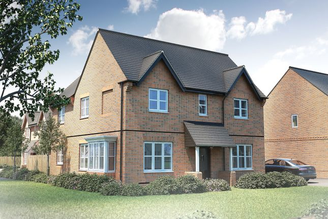 """Thumbnail Detached house for sale in """"The Osterley"""" at Furlongs, Drayton, Abingdon"""