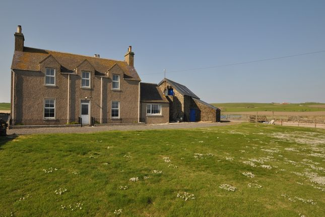 Thumbnail Detached house for sale in Holm, Orkney
