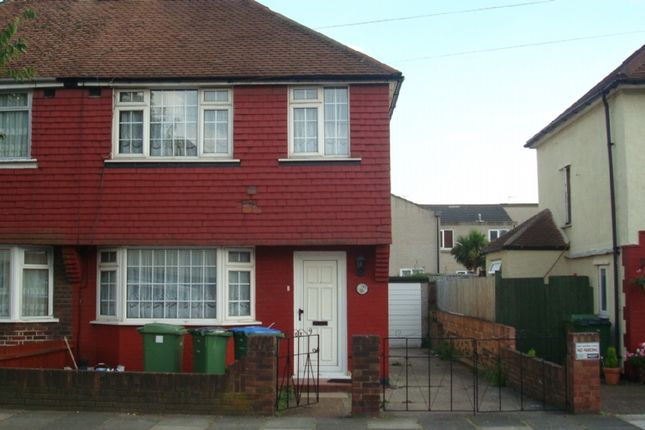 Thumbnail Semi-detached house for sale in Birkdale Road, London