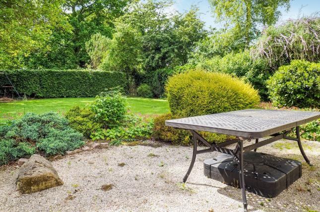 Garden of The Mews, Hall Lane, Colston Bassett, Nottingham NG12