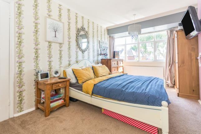 Master Bedroom of Stonor Road, Birmingham, West Midlands B28