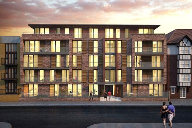 Thumbnail Flat for sale in Leigh Road, The Corona, Leigh On Sea, Essex