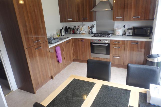 Thumbnail Semi-detached house for sale in Faraday Close, Spennymoor