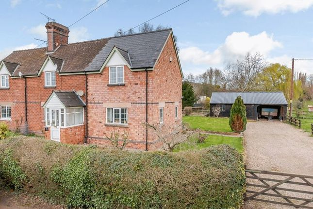 Thumbnail Semi-detached house for sale in Yarkhill, Hereford