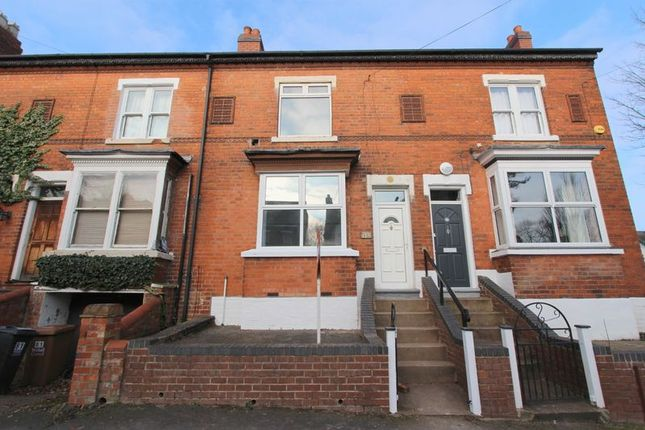Thumbnail Terraced house to rent in Charlotte Street, Walsall