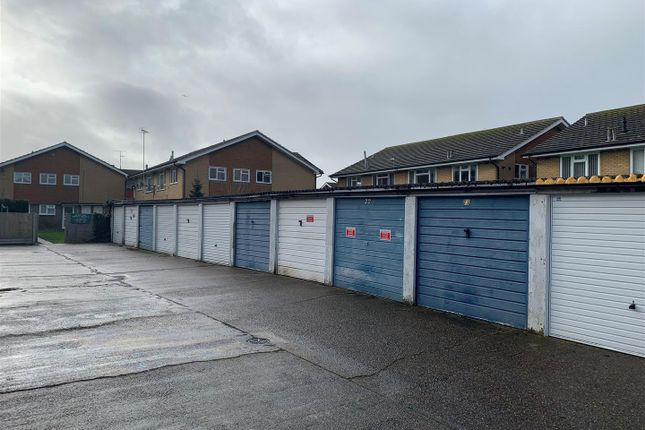 Thumbnail Parking/garage for sale in Glebe Way, Whitstable