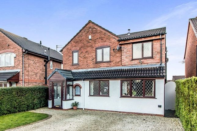 Thumbnail Detached house for sale in Hartland Close, Astley, Tyldesley, Manchester