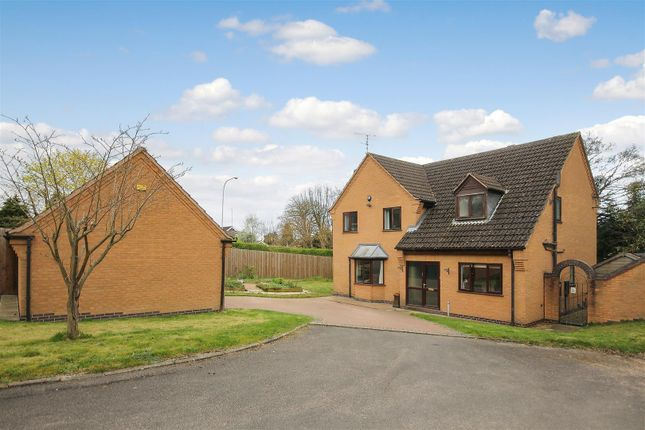 Thumbnail Property for sale in Treeneuk Close, Chesterfield