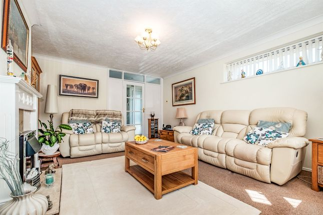 Thumbnail Detached bungalow for sale in Ditchling Close, Goring-By-Sea, Worthing