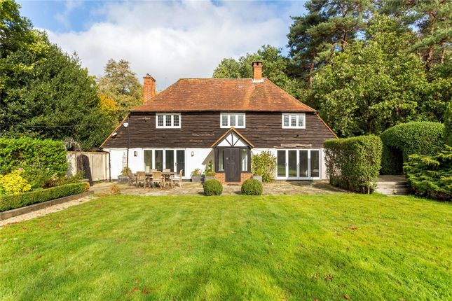 Thumbnail Detached house for sale in Ford Road, Chobham, Surrey