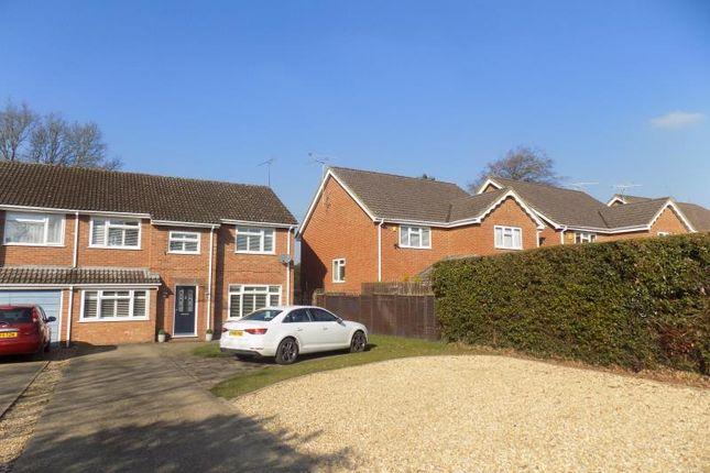 Thumbnail Semi-detached house to rent in Green School Lane, Farnborough, Hampshire