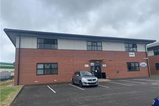 Thumbnail Office to let in Ground Floor Offices, Block E, Knights Court, Archers Way, Battlefield Enterprise Park, Shrewsbury, Shropshire