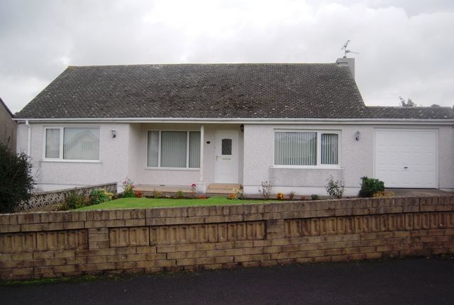 Thumbnail Detached bungalow to rent in Linden Walk, Stainburn, Workington, Cumbria