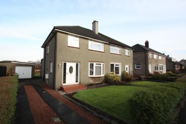 3 bed semi-detached house for sale in Gleneagles Gardens, Bishopbriggs, Glasgow, East Dunbartonshire