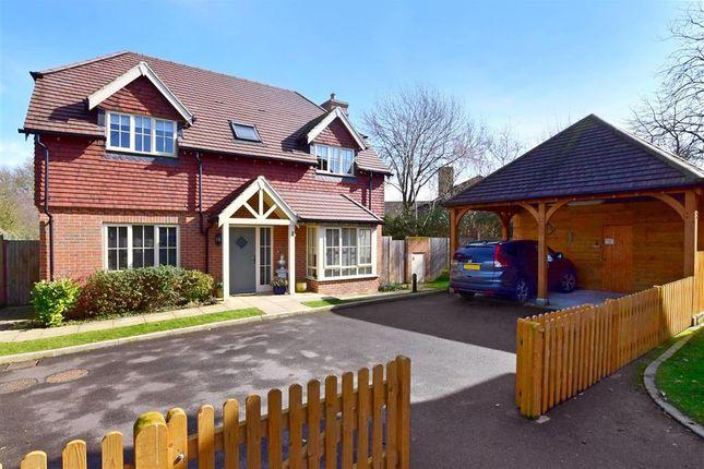 Thumbnail Detached house for sale in Cemetery Lane, Ashford, Kent