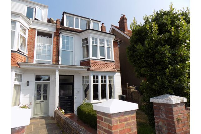 Thumbnail End terrace house for sale in Bath Road, Worthing