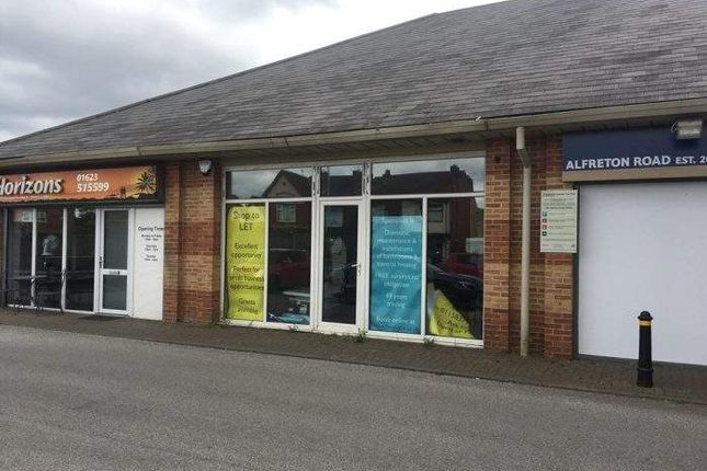 Thumbnail Retail premises to let in Unit 2, 170 Alfreton Road, Alfreton Road, Sutton In Ashfield