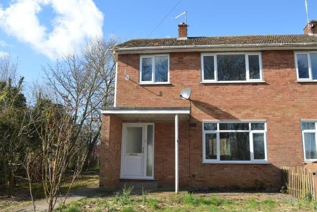 Thumbnail Semi-detached house to rent in Marshes Cottages, London Road, Sleaford