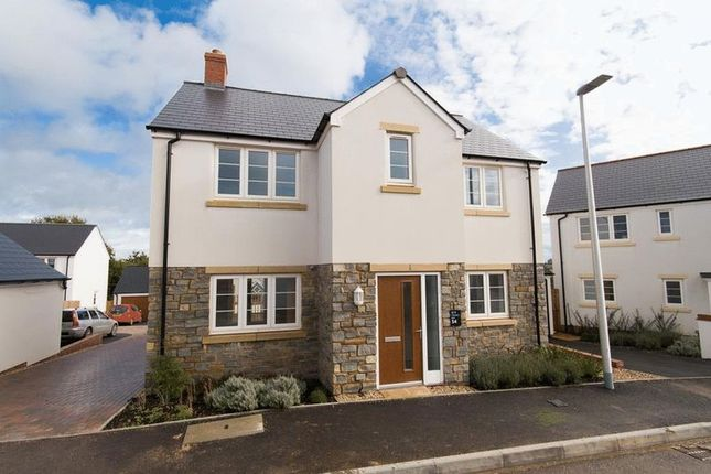 4 bedroom detached house for sale in Leigh Road, Chulmleigh