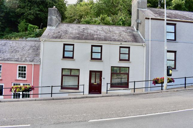 Thumbnail Terraced house for sale in Bridge Street, Ffairfach, Llandeilo