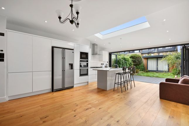 Thumbnail Terraced house to rent in Nelson Road, London