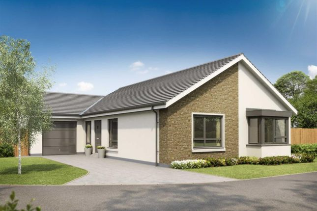 Thumbnail Detached bungalow for sale in Plot & B26, Auldyn Meadow, Ramsey