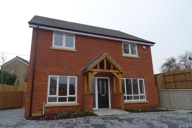 Thumbnail Detached house to rent in Yardley Road, Olney