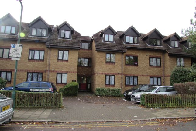Thumbnail Flat for sale in Harrow Road, Wembley