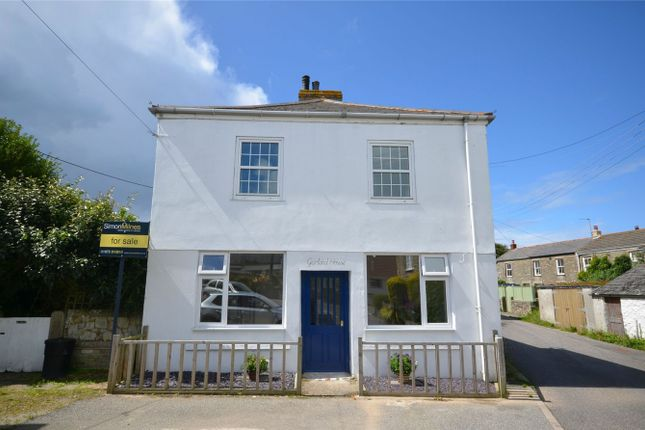 Thumbnail End terrace house for sale in Rope Walk, Mount Hawke, Truro, Cornwall