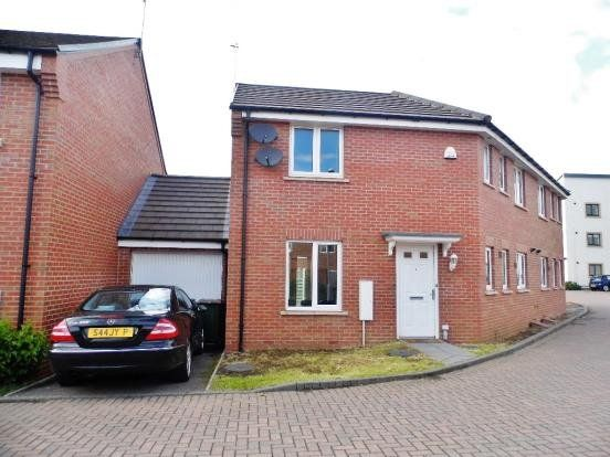 Thumbnail Semi-detached house to rent in Coldstream Court, Stoke Village, Coventry