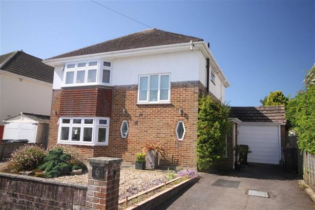 3 bed detached house for sale in Baring Road, Hengistbury Head, Bournemouth, Dorset