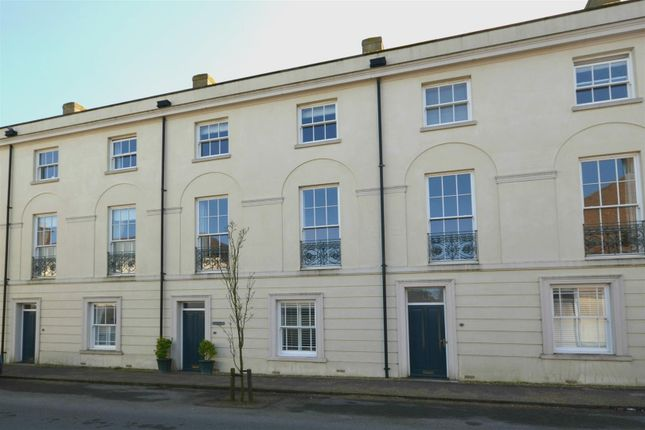 Thumbnail Terraced house for sale in Bridport Road, Poundbury, Dorchester