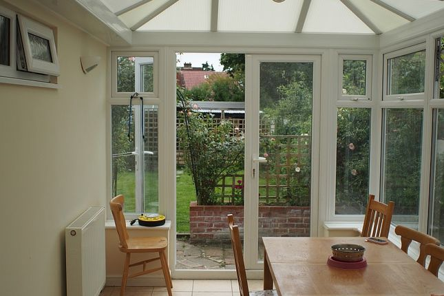 Thumbnail Semi-detached house to rent in Cleveland Road, Chichester