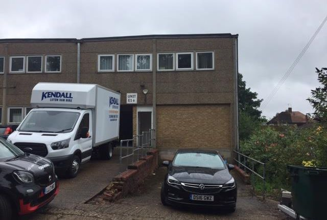 Thumbnail Warehouse to let in Unit E1, Queens Road, Barnet, Hertfordshire