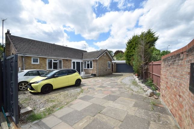 Thumbnail Bungalow for sale in Forrest Crescent, Luton