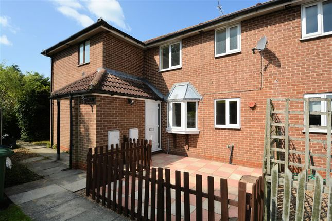 Thumbnail Terraced house for sale in Millfield Drive, Camblesforth, Selby